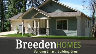 breeden homes home builder in eugene oregon
